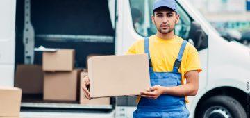 Job als Auslieferungsfahrer - Steuern als Freiberufler oder Selbständiger - job als auslieferungsfahrer
