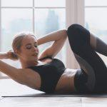Gute Übungen fur einen flachen Bauch