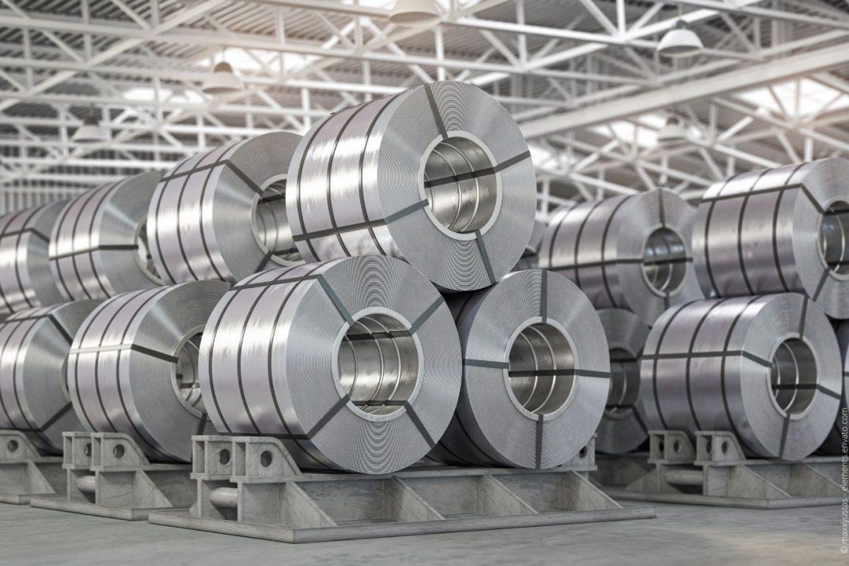Bei diesen Branchen werden spezielle Blechlager für die Lagerhaltung genutzt